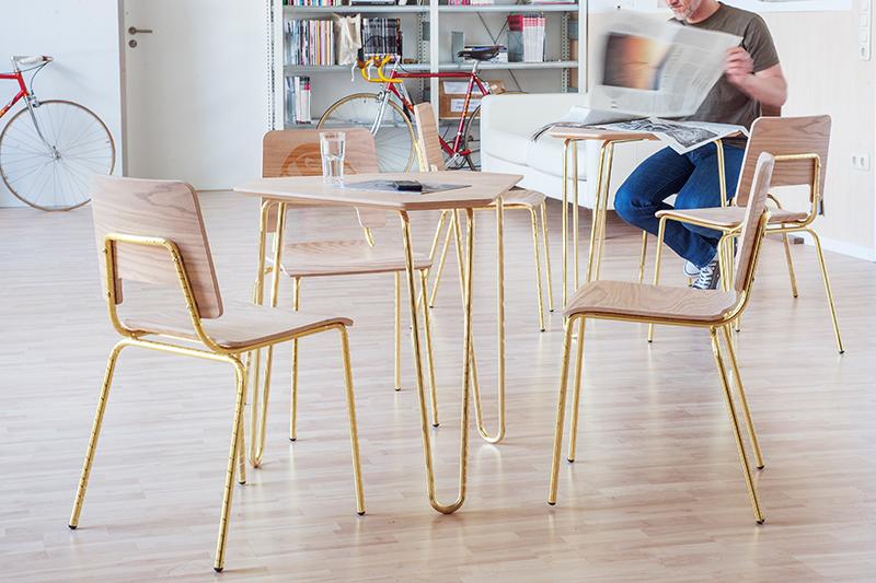 Abbildung chair Bellevue Ambiente