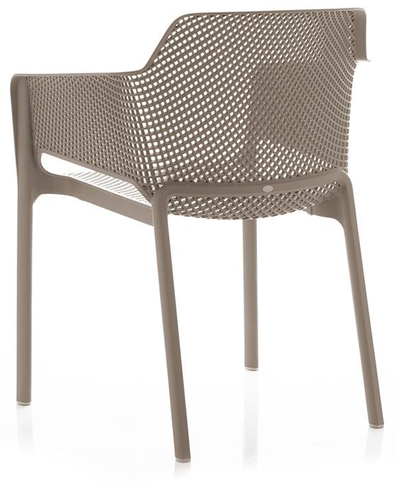 Abbildung arm chair Net Schrägansicht