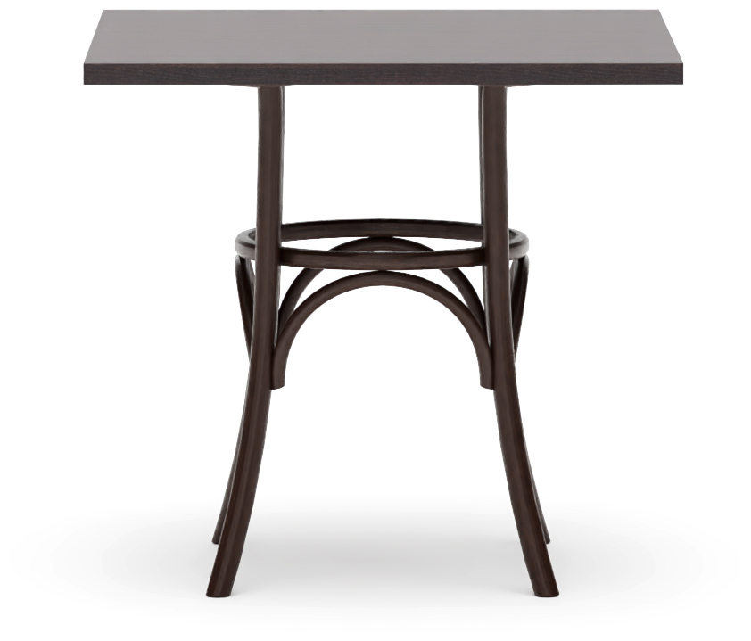 Abbildung dining table Gaston Vorderansicht