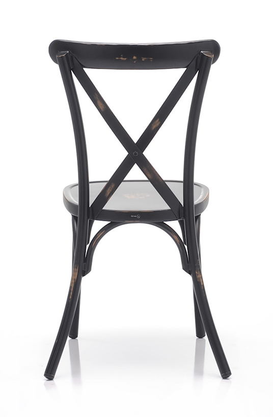Abbildung Stuhl Hilar Rückansicht