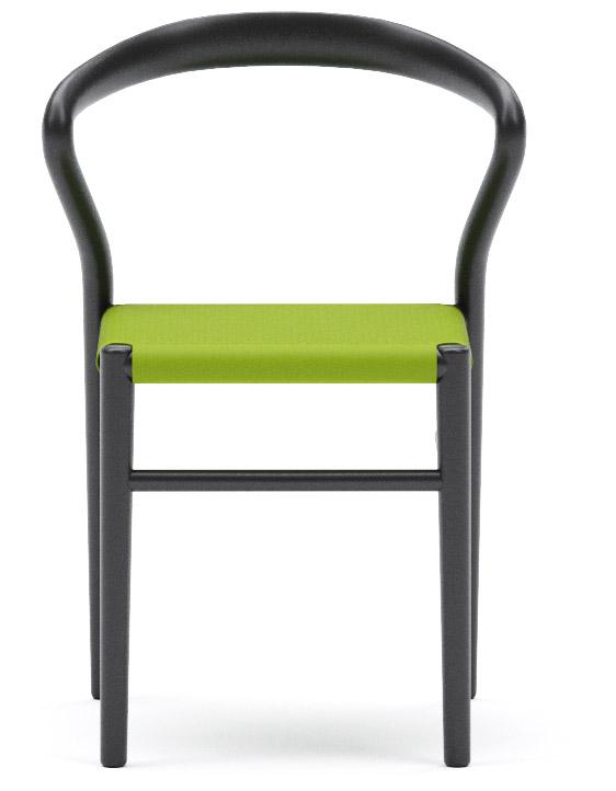 Abbildung chaise Twentyfour Vorderansicht