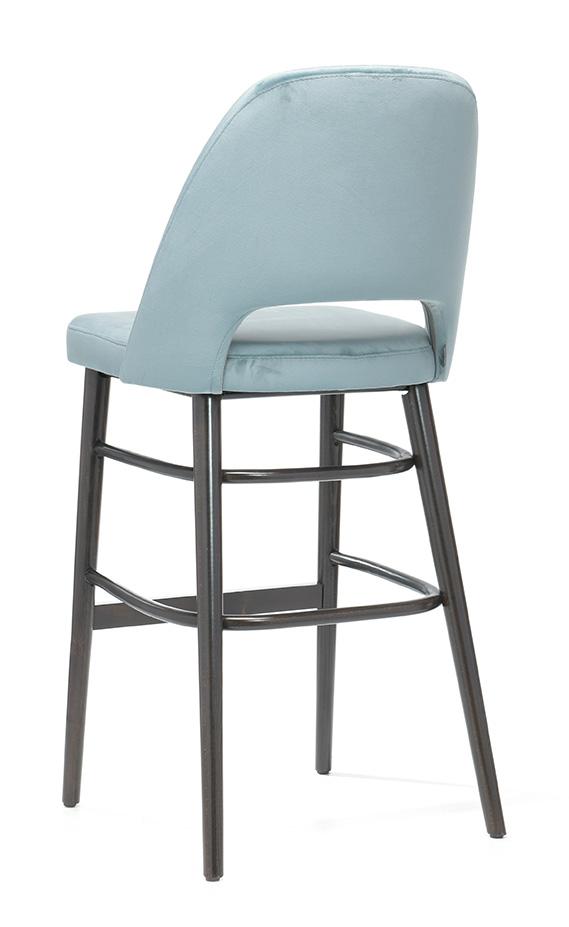Abbildung bar stool Liska Schrägansicht