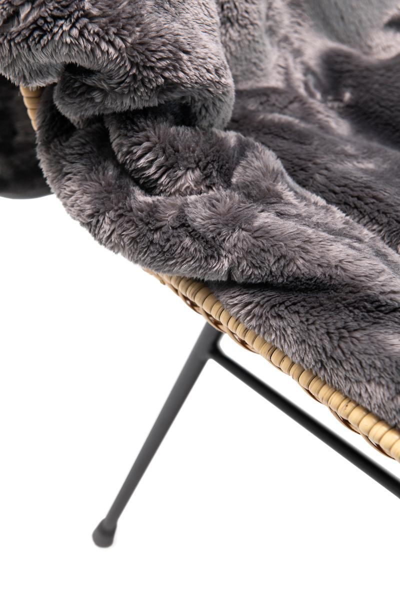 Abbildung soft blanket Iska Detailansicht