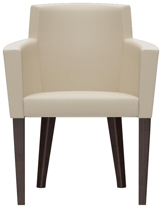 Abbildung chair Duncan Vorderansicht