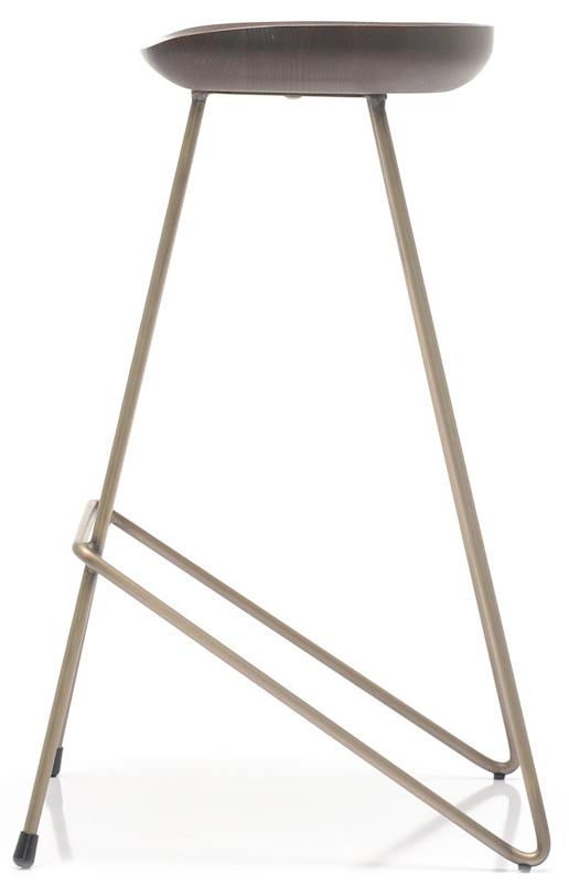 Abbildung bar stool Toron Seitenansicht