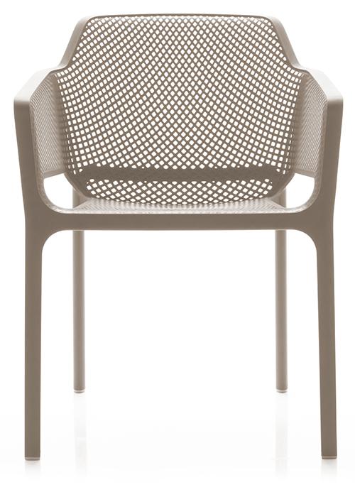 Abbildung arm chair Net Vorderansicht