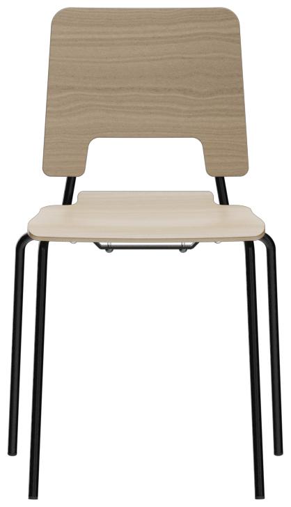 Abbildung chair Bellevue Vorderansicht