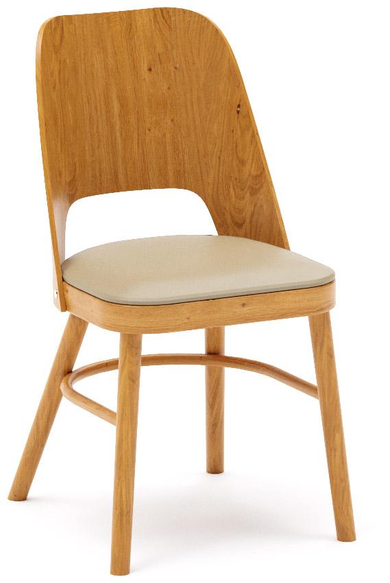 Abbildung Stuhl Delwin Schrägansicht