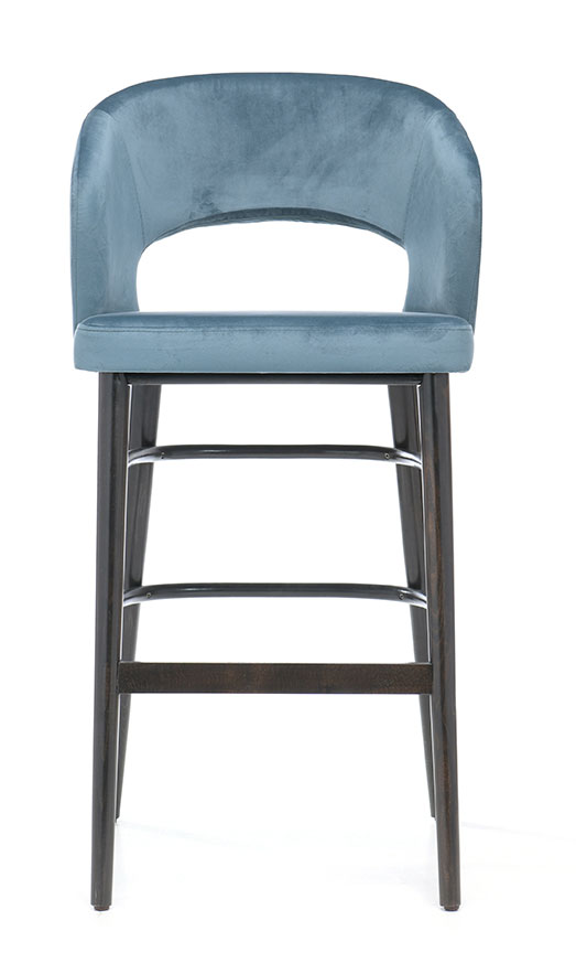 Abbildung bar stool Nilla Vorderansicht