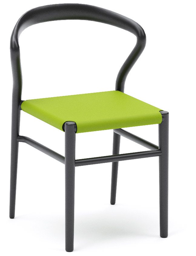 Abbildung chair Twentyfour Schrägansicht