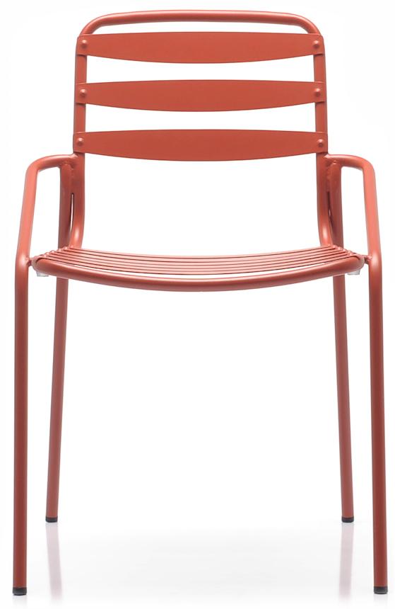 Abbildung Stuhl Toss Vorderansicht