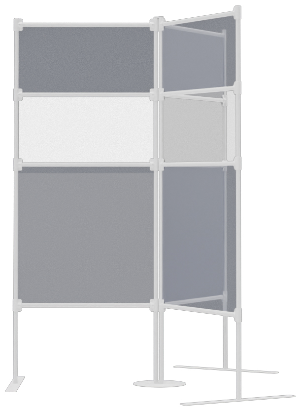 Abbildung Combinaison de 3 Spaces Vorderansicht