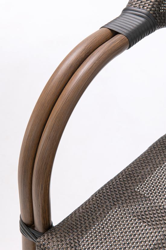 Abbildung bar stool Molden Detailansicht