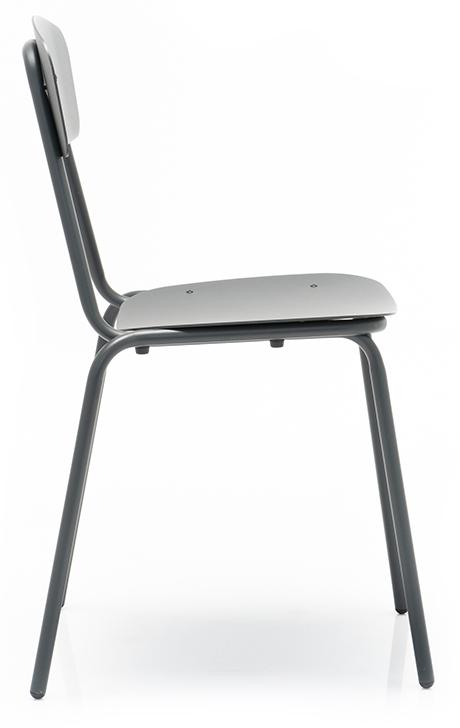 Abbildung chair Tajan Seitenansicht