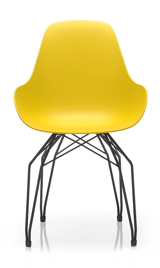 Abbildung Stuhl Dimple Vorderansicht