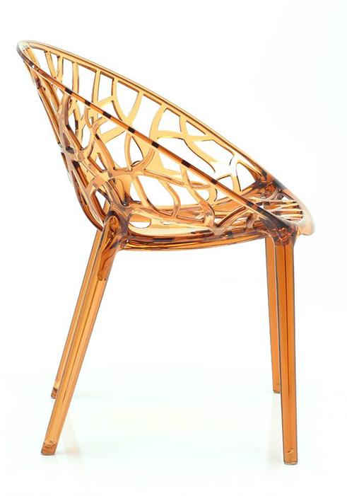 Abbildung chair Elsa Seitenansicht