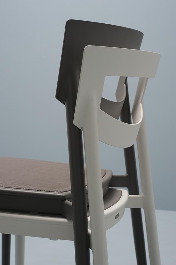 Abbildung chair Harvey Detailansicht