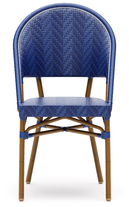 Abbildung Stuhl Melara Vorderansicht