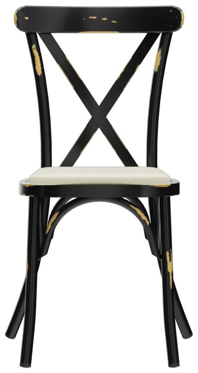 Abbildung chaise Hilar Vorderansicht