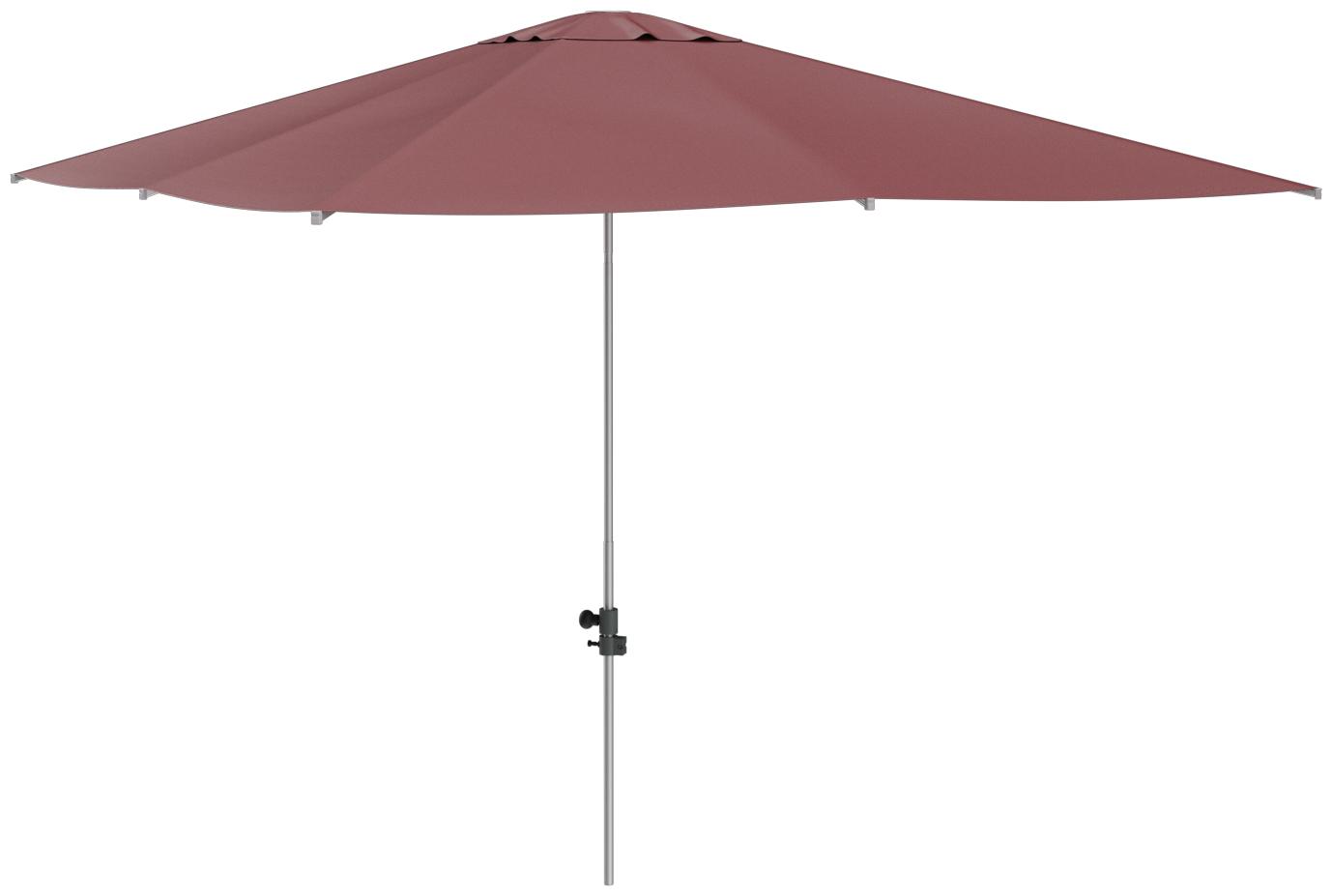 Abbildung Schirm Halina Schrägansicht