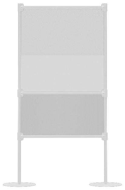 Abbildung Individual element Spaces Vorderansicht