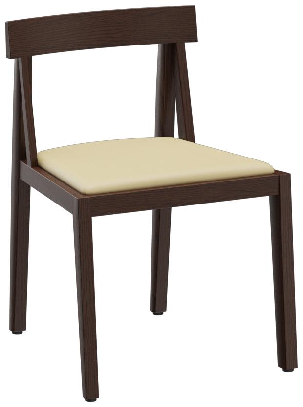 Abbildung Stuhl Wipert Schrägansicht