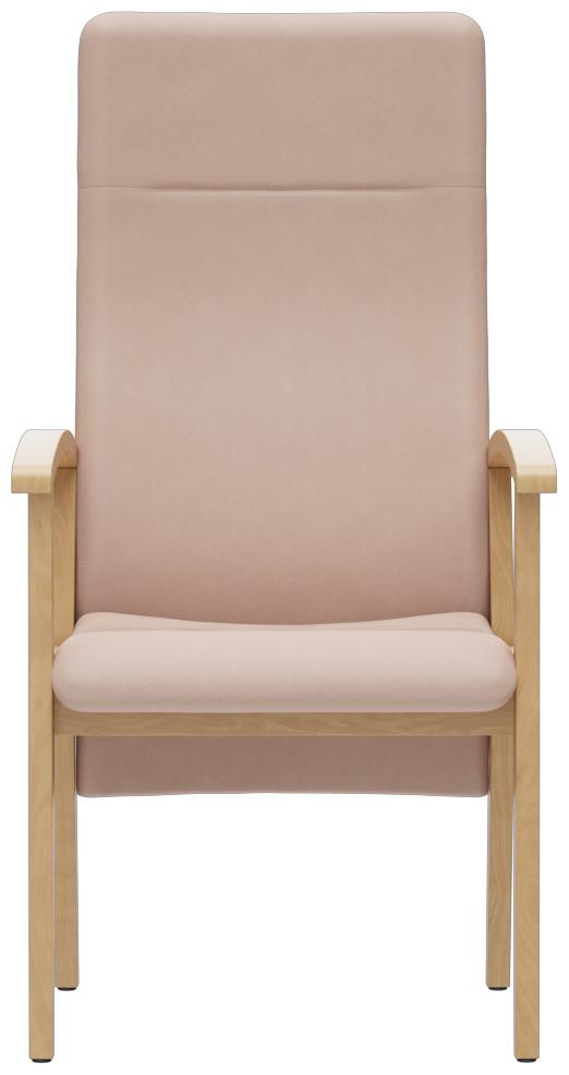 Abbildung Sessel Jolka Vorderansicht