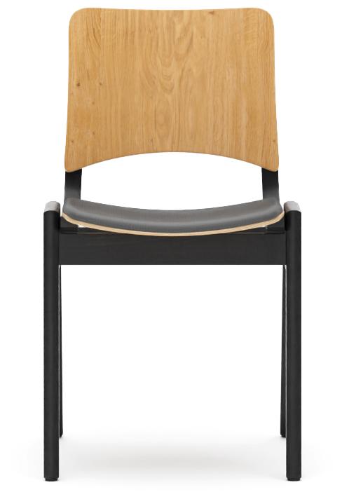 Abbildung Stuhl Baldur Vorderansicht
