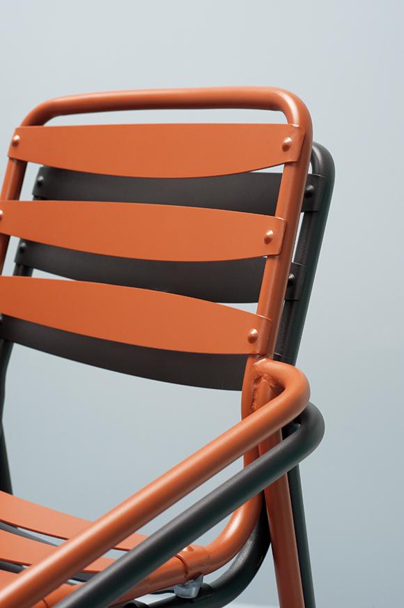 Abbildung Stuhl Toss Detailansicht