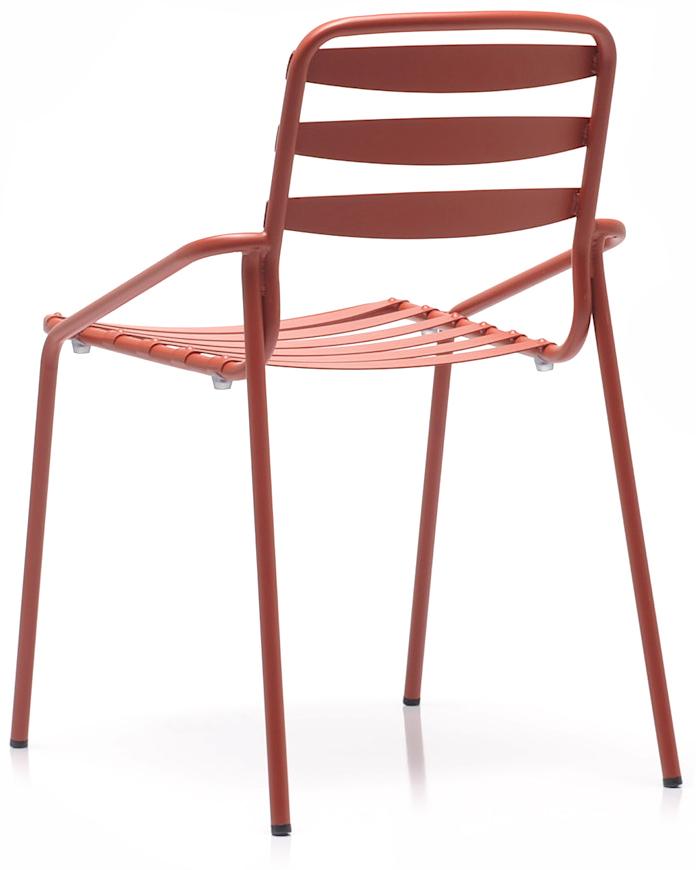 Abbildung Stuhl Toss Schrägansicht