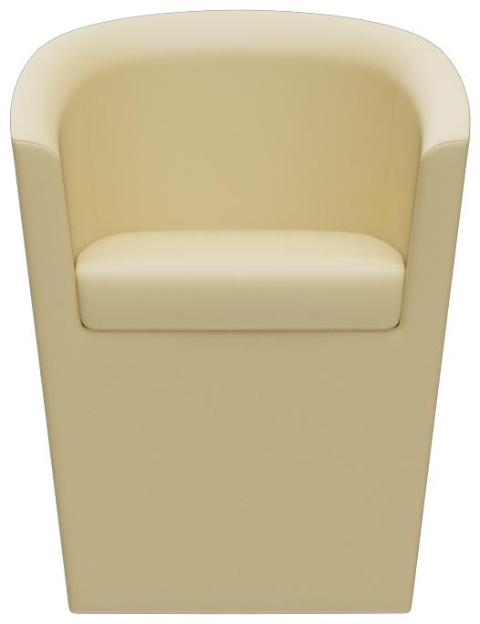 Abbildung Sessel Celes Vorderansicht