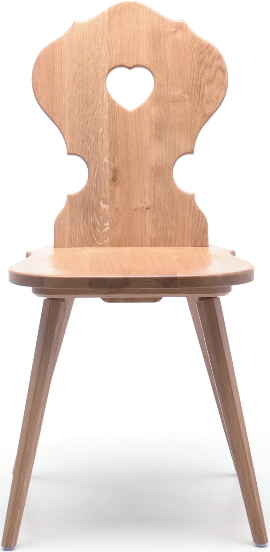 Abbildung chair Heidy Vorderansicht