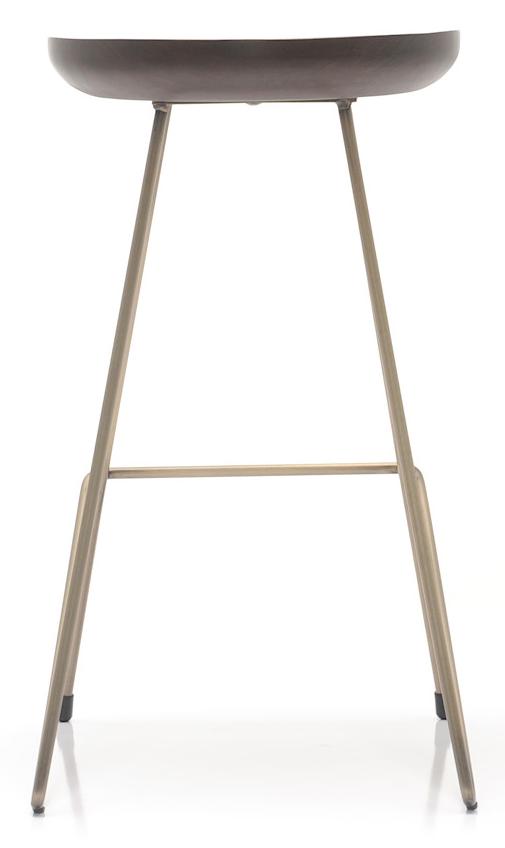 Abbildung bar stool Toron Rückansicht