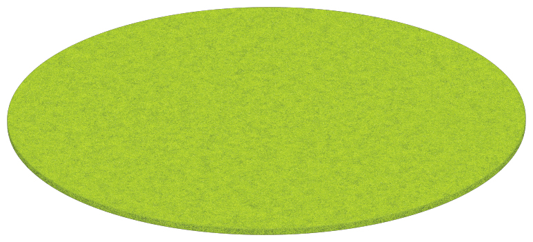 seat cushion Filzauflage