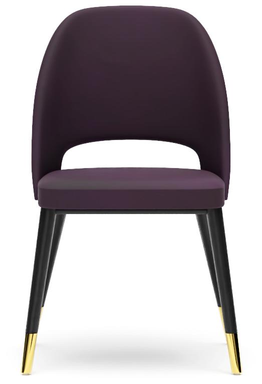 Abbildung Stuhl Liska Vorderansicht