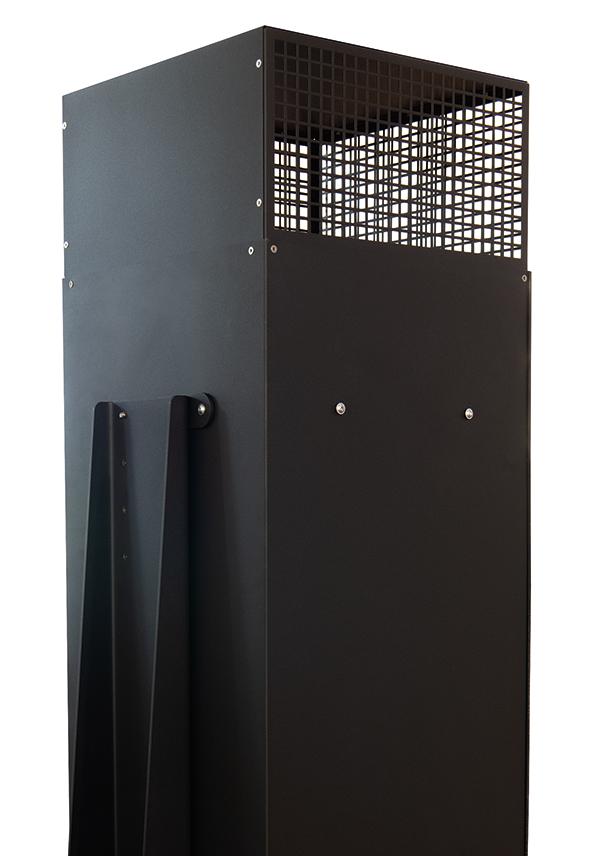 Abbildung Luftreiniger Berit XL Detailansicht