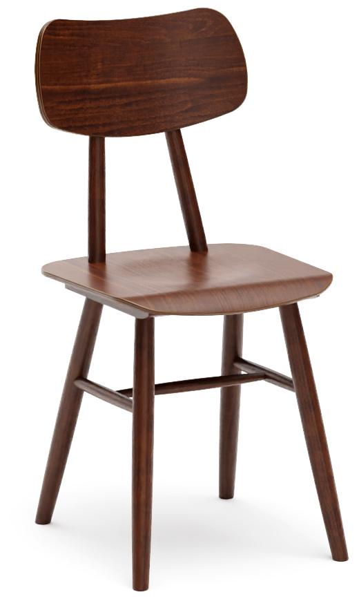 Abbildung Stuhl Gunar01 Schrägansicht