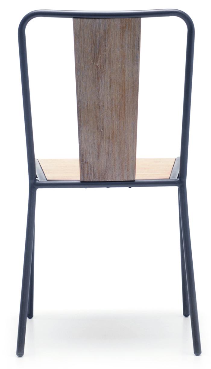 Abbildung chair Pakka Rückansicht