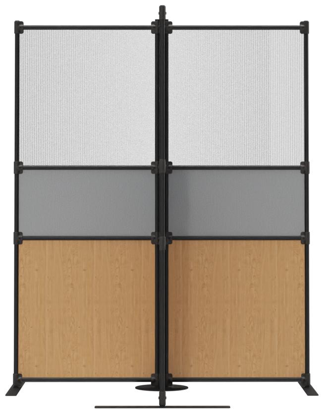 Abbildung Combination of 4 Spaces Vorderansicht
