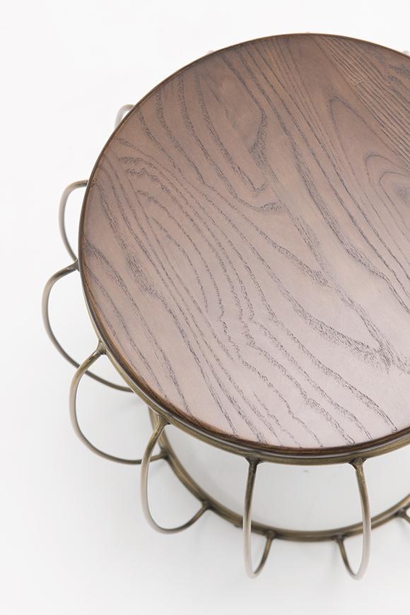 Abbildung stool Yannick Detailansicht