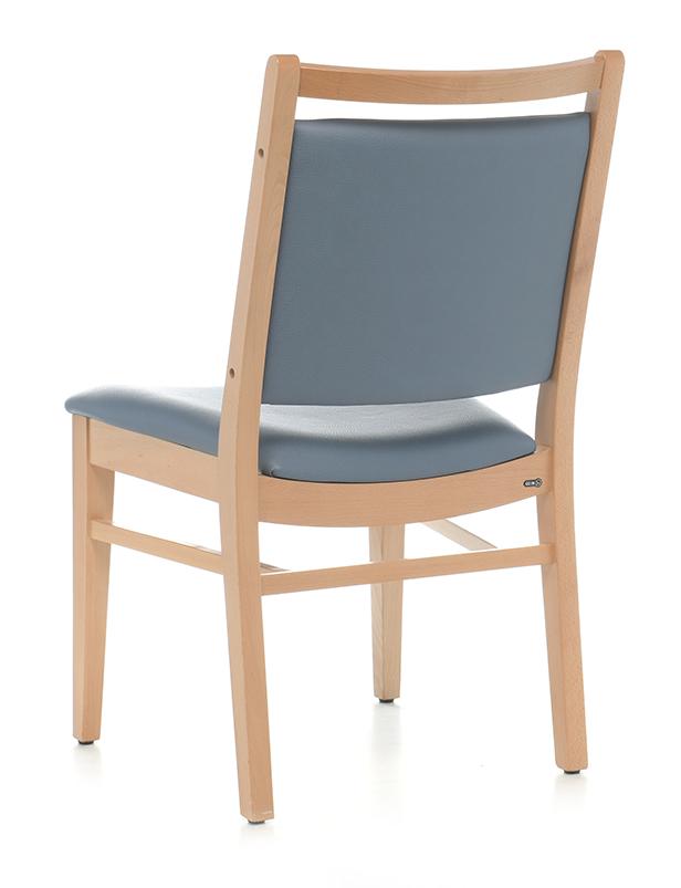 Abbildung Stuhl Zaina Schrägansicht