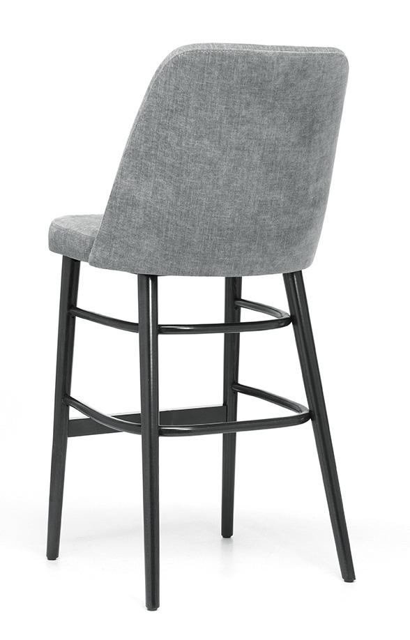 Abbildung bar stool Hada Schrägansicht