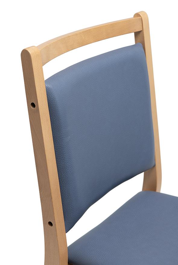 Abbildung Stuhl Zaina Detailansicht