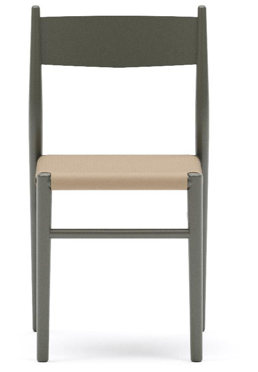 Abbildung chaise Twentysix Vorderansicht