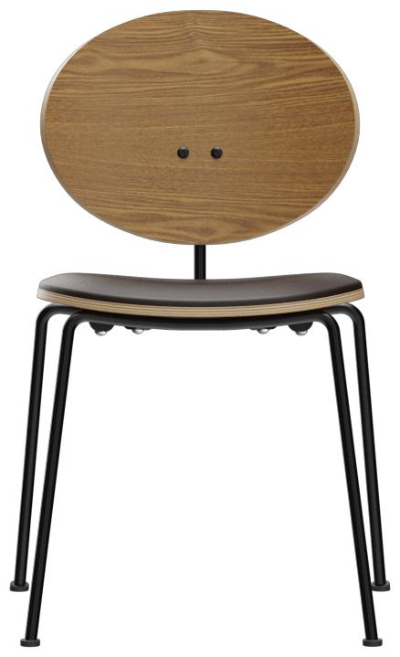 Abbildung chair Ovni Vorderansicht