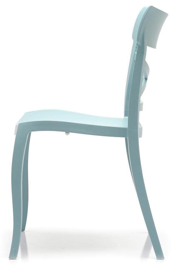 Abbildung chair Etora Seitenansicht