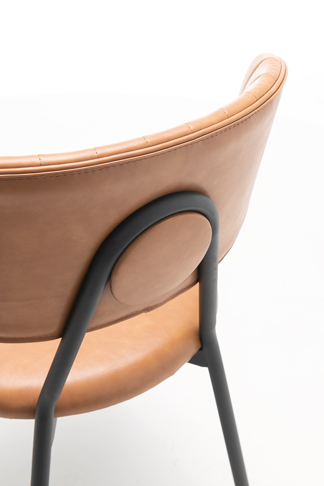 Abbildung chaise Katris Detailansicht