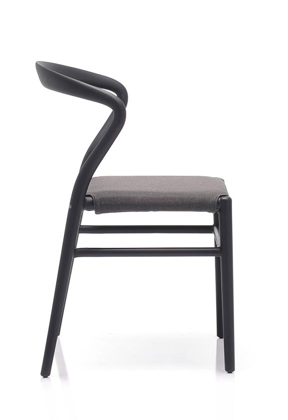 Abbildung chaise Twentyfour Seitenansicht
