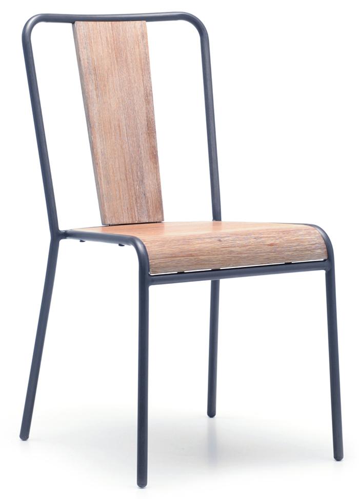 Abbildung chair Pakka Schrägansicht