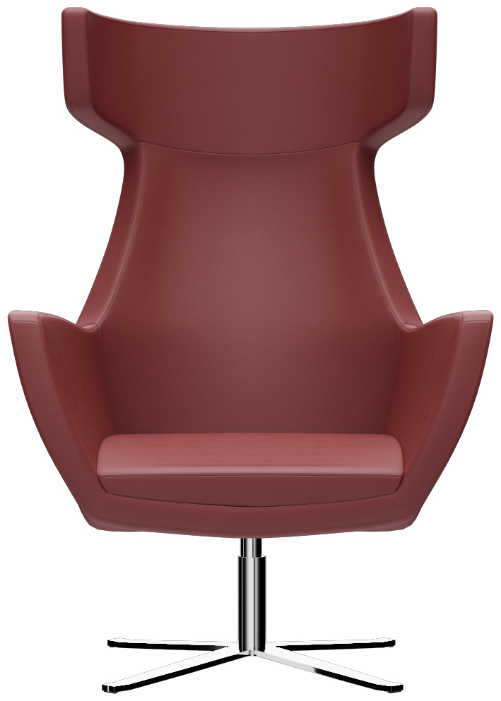 Abbildung Sessel Dustin Vorderansicht